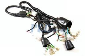 moped wiring harness moped image wiring diagram chinese gy6 50cc wire harness wiring assembly scooter moped sunl on moped wiring harness