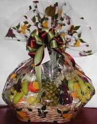 our best selling fruit baskets are beautifully wrapped and delicious