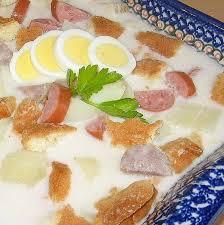 Polish easter breakfast menu 12. 8 Traditional Dishes For A Polish Easter Dinner Easter Dinner Recipes Borscht Soup Borscht
