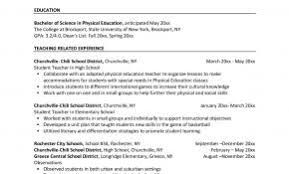 Sample Resume Of A Teacher In High School Fresh Resumes High School ...