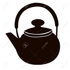 coffee pot silhouette. Plain Coffee Isolated Silhouette Of A Coffee Pot Stock Photo  70142910 Intended Coffee Pot Silhouette C