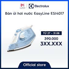 Miễn phí giao hàng HCM - HN] Bàn ủi hơi nước Electrolux ESI4017