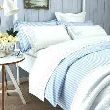luxury blue white striped duvet covers bedding at bedeck home red and comforter quilt stripe