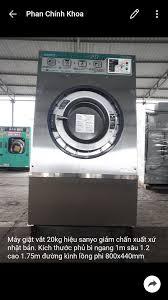 bán máy giặt công nghiệp cho khách sạn LH 0934383281 - chodocu.com