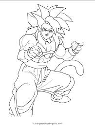 Dbz Coloring Pages Uticureinfo