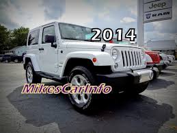 jeep rubicon 2014 white.  White 2014 JEEP WRANGLER SAHARA White 4462 On Jeep Rubicon J