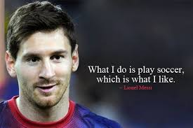 Messi Quotes Custom Lionel Messi Quotes Legends Quotes