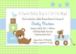 Baby Shower Template Baby Shower Templates Cityesporaco 20