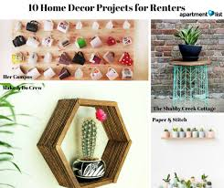 diy apartment decorations you can build in a weekend for under 100