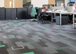 carpet tiles office. Balance Echo \u0026 Up/down Carpet Tiles - Dalmark Group Office