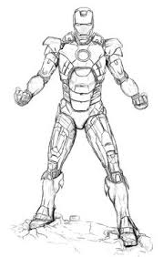 Small Picture Free coloring pages of iron man symbol superhero Pinterest