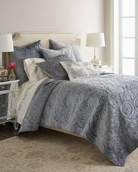 Luxury Quilts, Coverlets & Coverlet Sets at Horchow & Queen Troyes Rayon Velvet Coverlet Adamdwight.com