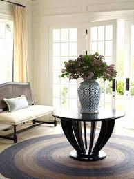 round entry hall table awe inspiring foyer decor entryway tables ideas console pelikansurf interior design 7