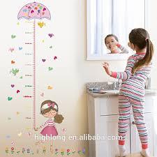 Kids Growth Chart Sticker Supplier In China Wenzhou High