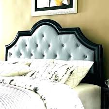 fabric queen headboards black upholstered headboard tufted diy bed