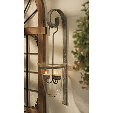 Design Toscano Les Champs Toulon 1 Light Armed Sconce Tuscan Hanging Candeliere