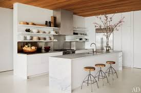 White Kitchens Design Ideas Photos Architectural Digest Classy Kitchen Design Architect