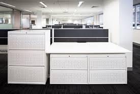 Modern Filing Cabinet Fresh Modern Look Designer Finishes For Compactus Filing Cabinets