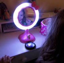 o kitty lighted makeup mirror review blessed beyond words