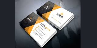Free Psd Business Card Templates 100 Free Business Cards Psd The Best Of Free Business Cards