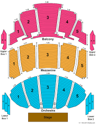 Miller Symphony Hall Seating Chart Milwaukee Theatre Seating Chart