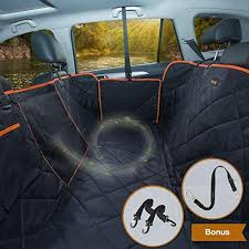 pet car seat covers dog seat belt