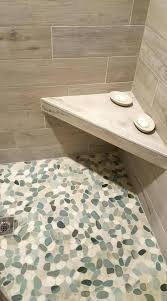 rock tile shower floor river rock shower floor full size of home design best river rock