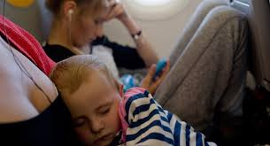 book an airplane seat for my child