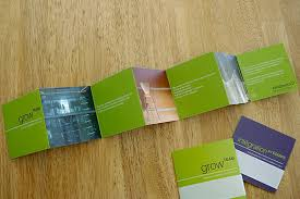 unique brochures 40 unique and beautiful examples of brochure design brochures