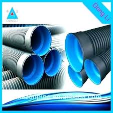 2 inch corrugated drain pipe 6 inch sewer pipe corrugated drain standard sizes and dimensions black