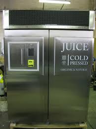 Cold Pressed Juice Vending Machine Beauteous Cold Pressed Juice Vending Machine Juicebot Milk Automation Ltd
