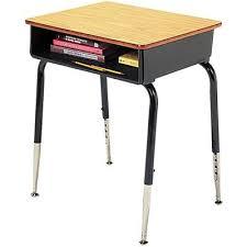 student desk images. Delighful Student Virco AdjustableHeight OpenFront Laminate Top Student Desk Medium Oak And Desk Images L