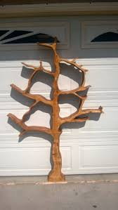 Hand-Carved Trees