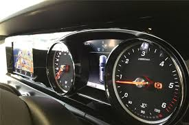 Car digital instrumentl audio stereo for mercedes benz mb e class w213 s213 2016~2020 double 10.25 inch original style dashboard. Digital Dash Mbworld Org Forums