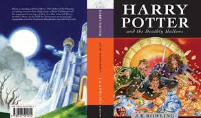 harry potter and the ly hallows 7 cover spread