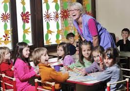 Nursery Teacher Early Years Teachers Teach In