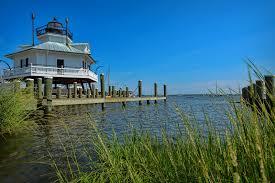 Hooper Strait Light Hooper Strait Lighthouse Chesapeake Bay Maryland