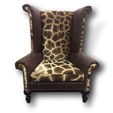 giraffe furniture. Kings Chair- Giraffe Furniture