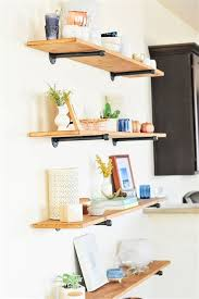 best 25 diy wall shelves ideas on wall