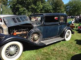 1932 pierce arrow club brougham tom wallace s antique cars the radiator eventually will require a recore the gas tank needs reconditioning a new wiring harness will be installed some suspension work is needed