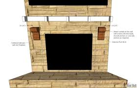 Diy Mantels For Fireplaces Fireplace Mantel Corbels Items Similar To Fireplace Mantel With