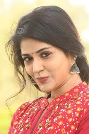 paper boy telugu actress riya suman photoshoot in red dress tolly boost