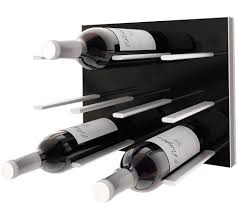 Wine Rack   Black C Type