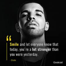 Goalcast 19 Drake Quotes To Inspire You To Become Better Facebook
