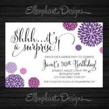 surprise birthday party invite 21 best surprise bd invitations images surprise birthday