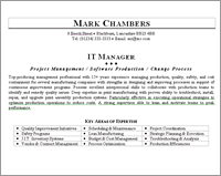 Please View Our Cv Templates Gallery