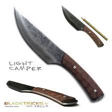 Bladetricks Custom Light Camper Knife #<b>blade</b> #<b>outdoors</b> | Knife ...