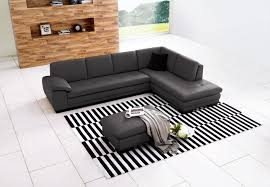 Striped Rug In Living Room Fabulous Living Room Design Using White Tiles Floor With Striped