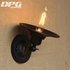 loft antique industrial wall sconce vintage led lamp lights american classic for home indoor bedside up cheap sconce lighting