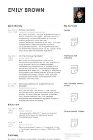 ... Fresh Inspiration Counselor Resume 12 School Counselor Resume Samples  ...